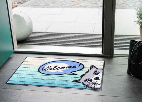 Vaip Welcome Cat 50x75 cm