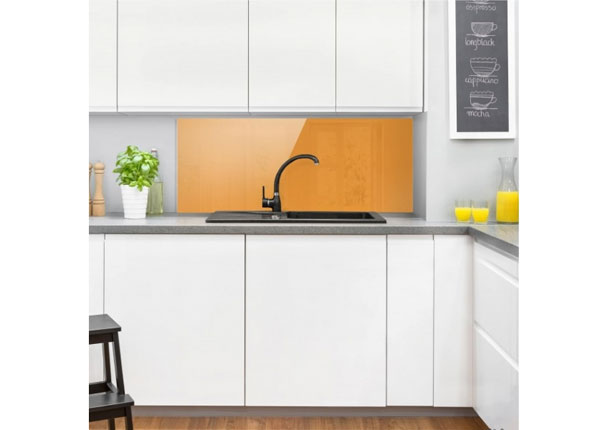 Fotoklaas, köögi tagasein Mango 40x60 cm