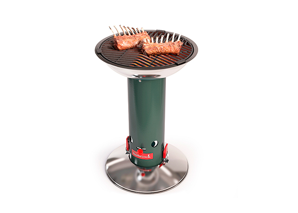 Söegrill Barbecook Largo Green TE-129855