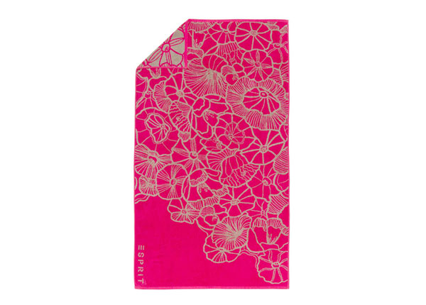 Rannarätik Esprit Mayla Pink 100x180 cm AÄ-129866