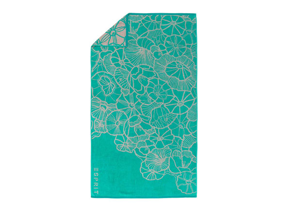 Rannarätik Esprit Mayla Sea Green 100x180 cm AÄ-129887