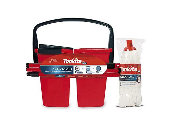 Põrandapesukomplekt Tonkita Strizzo R2-129982