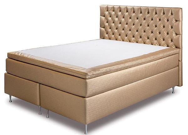 Comfort voodi Hypnos Buckingham 160x200 cm keskmine FR-129998