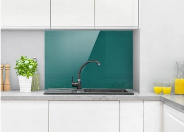 Fotoklaas, köögi tagasein Pine Green 40x60 cm