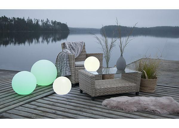 Dekoratiivne aiavalgusti Twilights Ø30 cm AA-130262