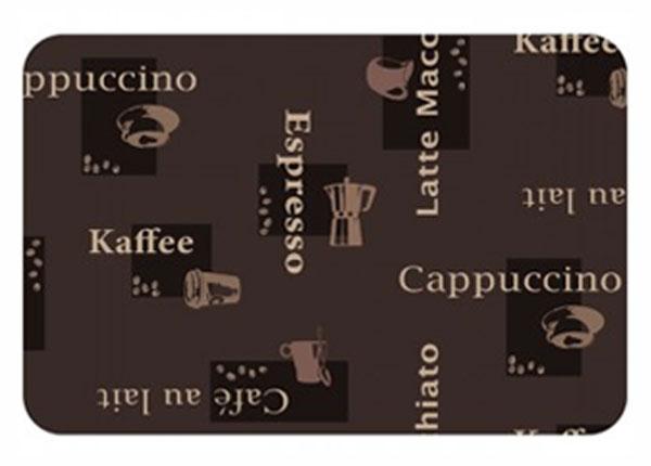 Lauamatt Cappuccino 4 tk AÄ-130362