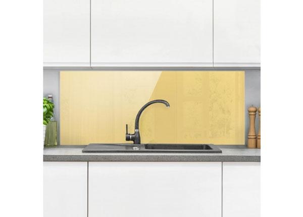 Fotoklaas, köögi tagasein Honey 40x60 cm