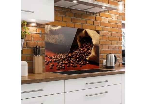 Fotoklaas, köögi tagasein Dulcet Coffee 40x60 cm