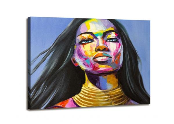 Seinapilt Woman face 1, 60x80 cm ED-130572