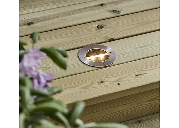 Päikesepaneeliga LED terassivalgusti AA-130574