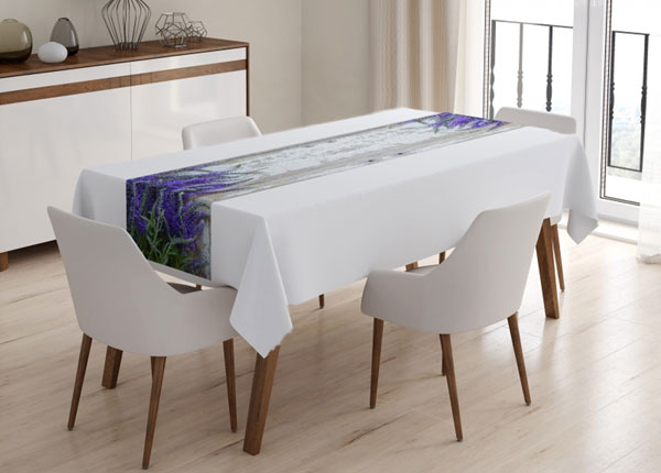 Laudlina Lavender on the wood 40x200 cm ED-130624