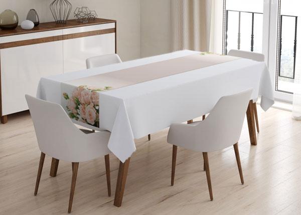Laudlina Cream Roses 40x240 cm ED-130655