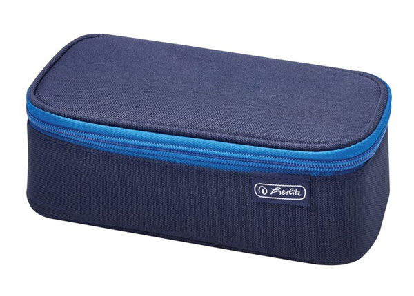 Pinal Herlitz Be Bag Beat Box - Blue BB-130944