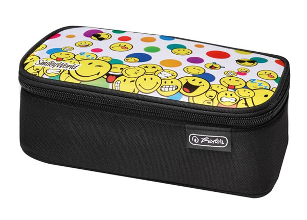 Pinal Herlitz Be Bag Beat Box - Smileyworld Rainbow BB-130961