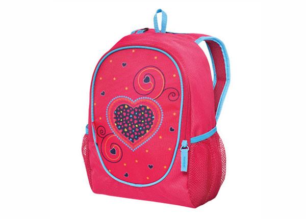 Seljakott Herlitz eelkooli Rookie Pink Hearts BB-130978
