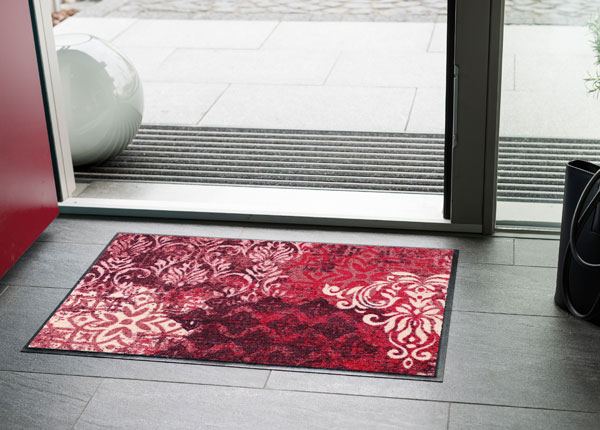 Vaip Overlaying Ornament red chic 50x75 cm