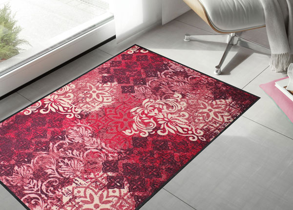Vaip Overlaying Ornament red chic 75x120 cm A5-131028