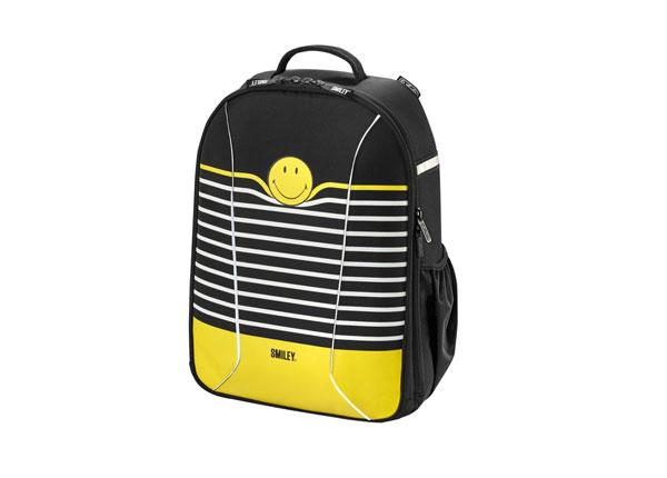 Herlitz koolikott Be Bag AIRGO Smileyworld Black Stripes BB-131106