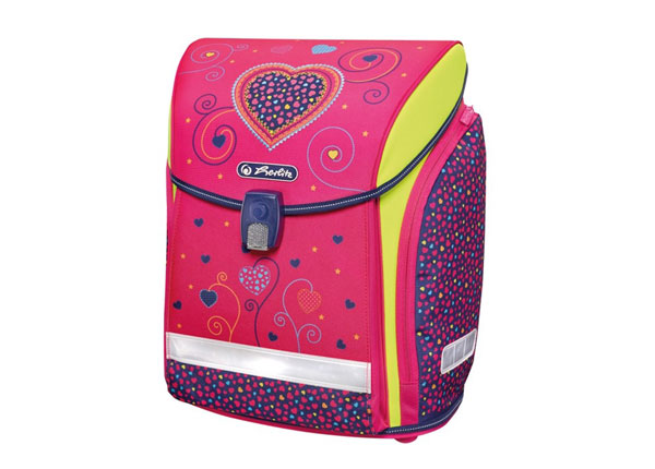 Herlitz ranits MIDI - Pink Hearts BB-131119