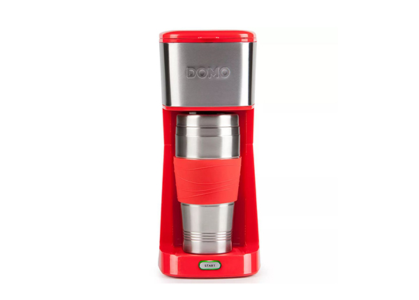 Kohvimasin termoskruusiga Domo 400 ml MR-131474