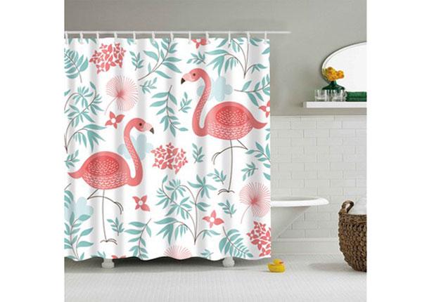 Vannikardin Flamingo Flowers 150x180 cm AÄ-131706