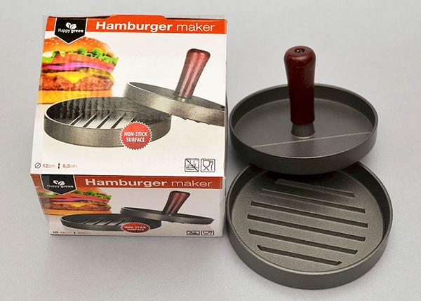 Hamburgeri kotleti vorm