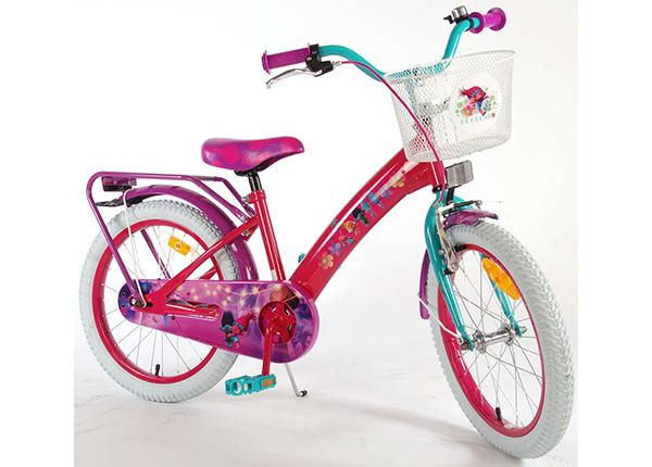 """Tüdrukute jalgratas Trollid 18"""" TC-132065"""