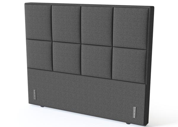 Sleepwell voodipeats BLACK Kronang 120 cm SW-132108