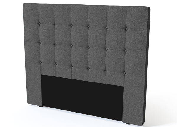 Sleepwell voodipeats Aratorp BLACK 180 cm SW-132125