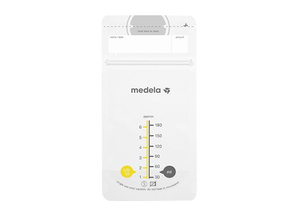 Medela rinnapiima säilituskott 180 ml