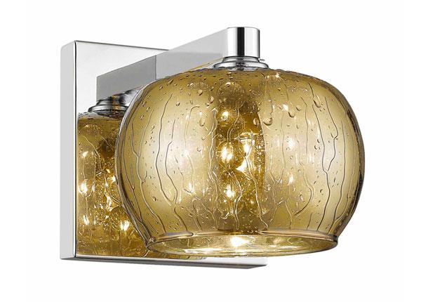 Seinavalgusti Rain Gold A5-132514