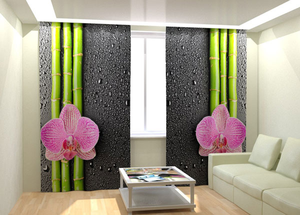 Fotokardinad Soft Orchid 300x260 cm AÄ-132720