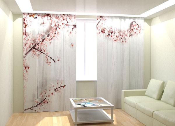 Fotokardinad Blooming Cherry 300x260 cm AÄ-132727