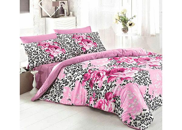 Satiinist voodipesukomplekt Mistik 200x220 cm AÄ-132983
