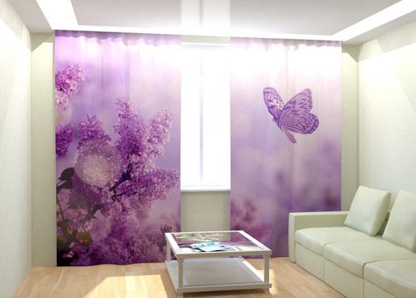 Fotokardinad Butterfly 300x260 cm AÄ-133010