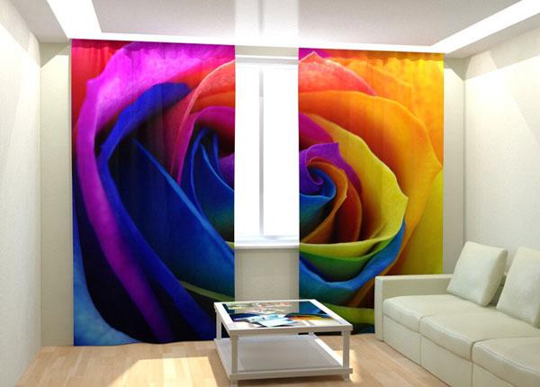 Fotokardinad Colours of rose 300x260 cm AÄ-133011