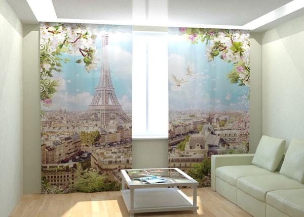 Fotokardinad Paris 300x260 cm AÄ-133021