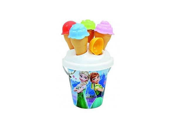 Ämber Frozen jäätisevormidega UP-133080