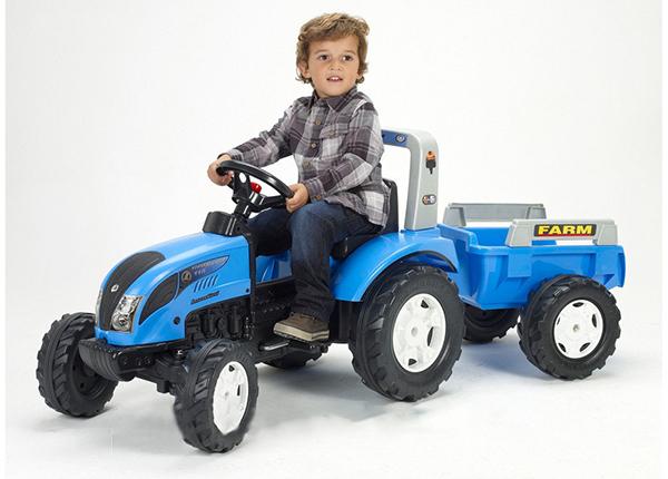 Pedaalidega traktor Landini UP-133272