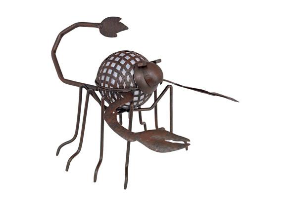 Päikesepaneeliga aiavalgusti skorpion MV-133315