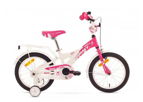 "Tüdrukute jalgratas Diana 16"" TC-133350"