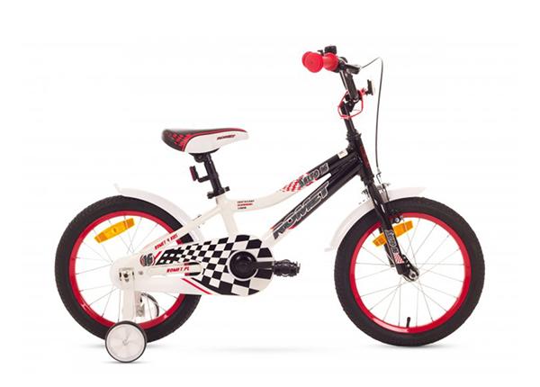 """Poiste jalgratas Salto 16"""" TC-133351"""