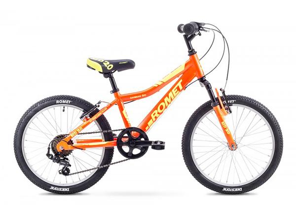 "Laste jalgratas Romet Rambler Kid 20"" TC-133511"