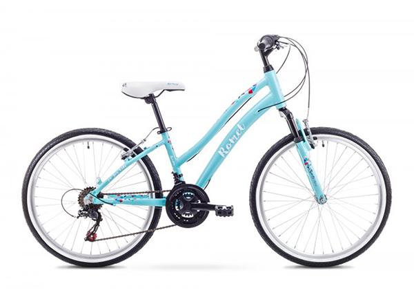 """Linnajalgratas tüdrukutele Basia 24"""" TC-133523"""