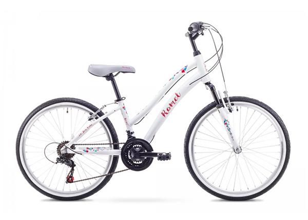 """Linnajalgratas tüdrukutele Basia 24"""" TC-133524"""