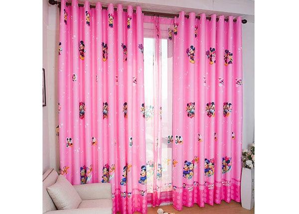 Disainkardinad Disney Pink 300x250 cm AÄ-133533