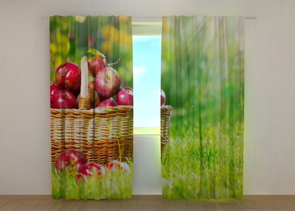 Poolpimendav kardin Apples 240x220 cm ED-133703