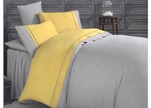 Satiinist voodipesukomplekt Kharma 200x220 cm