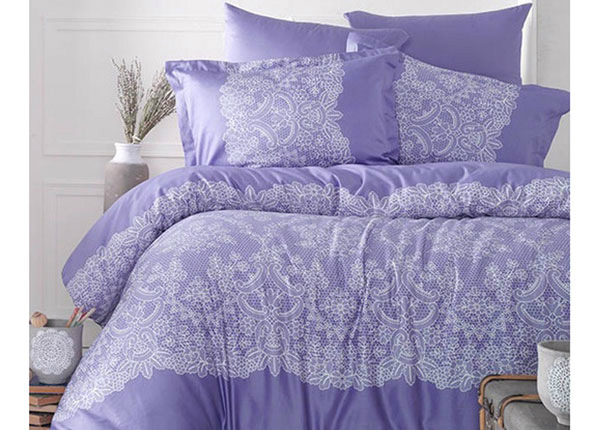Satiinist voodipesukomplekt Renda 200x220 cm AÄ-133812