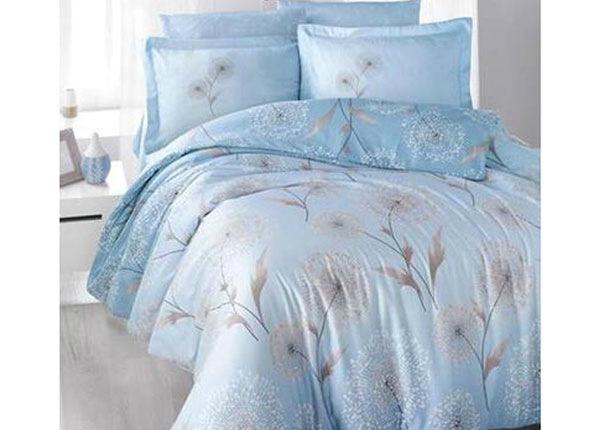 Satiinist voodipesukomplekt Loop 200x220 cm